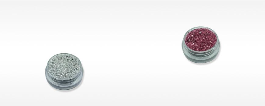 Mini cirkon kristályok