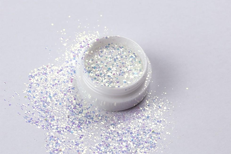 Glitter Mermaid mix size
