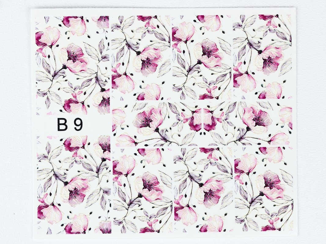 3D Matrica B9