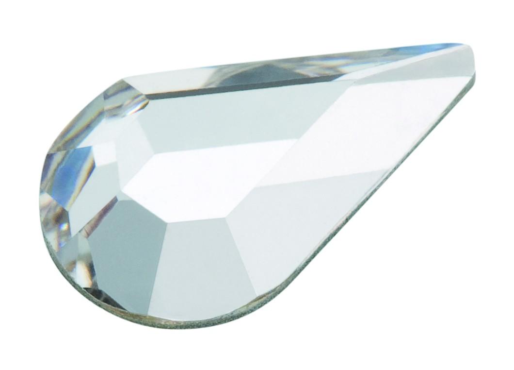 Pearshape Crystal 10 db 8x4