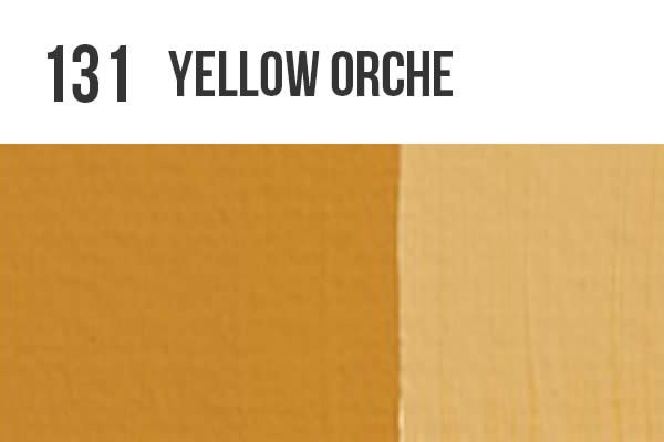 Yellow Orche