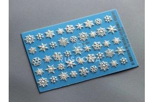 3D matrica 094 WHITE