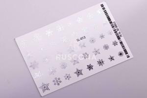 Matrica Silver 012