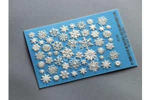 3D matrica 089 WHITE