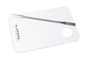 Glamora festőpaletta spatulával