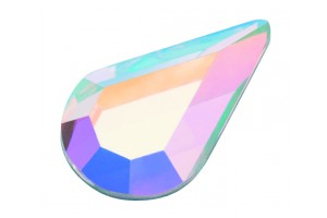 Pearshape Crystal AB 10 db 8x4