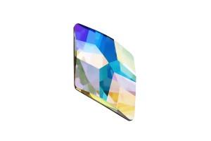 Rhombus Crystal AB 10 db 6x4