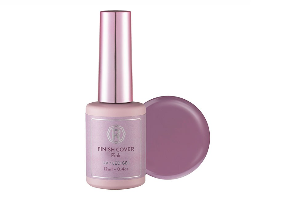FINISH COVER PINK