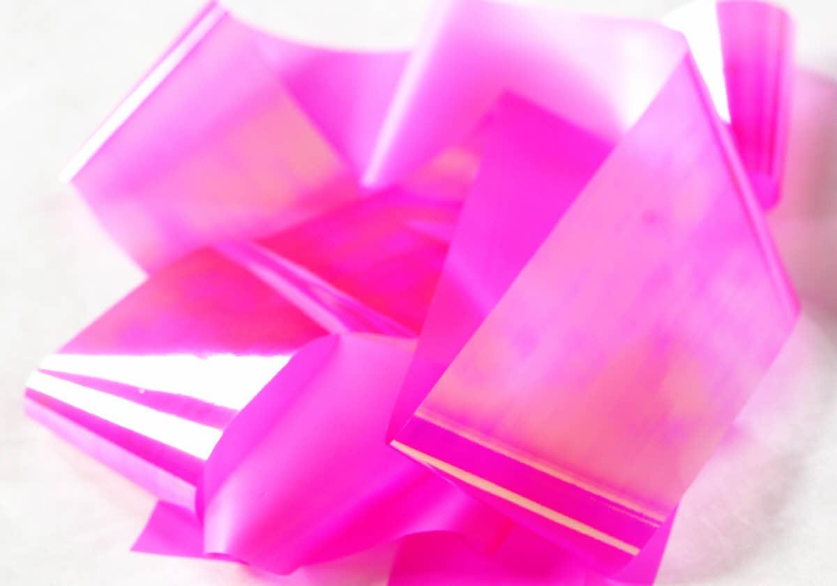 Mirror Foil Pink