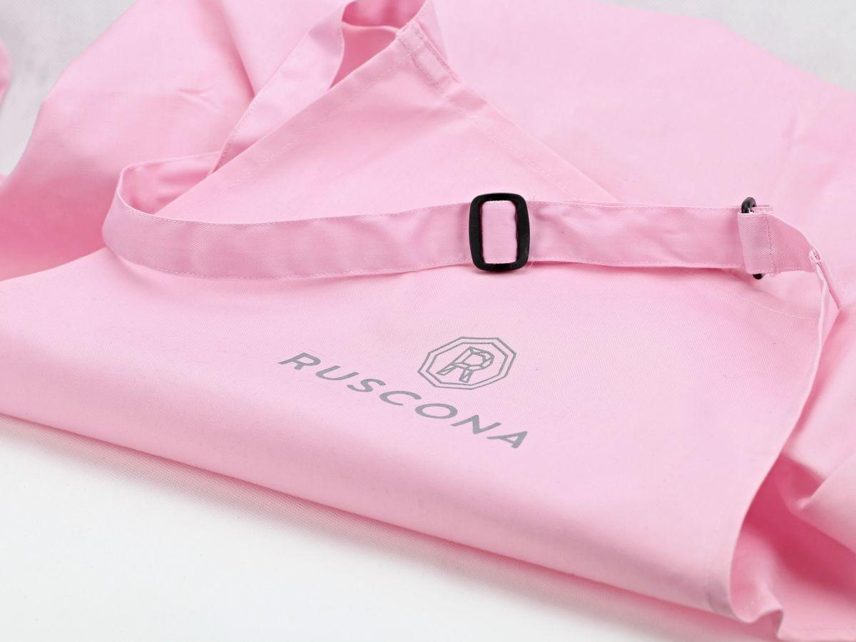 Rózsaszín kötény