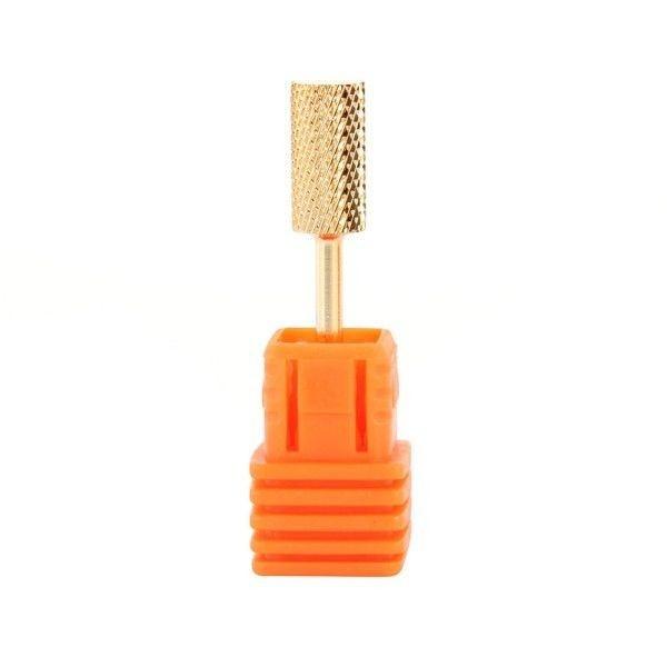 Karbid henger alakú csiszolófej - közepes csiszolás
