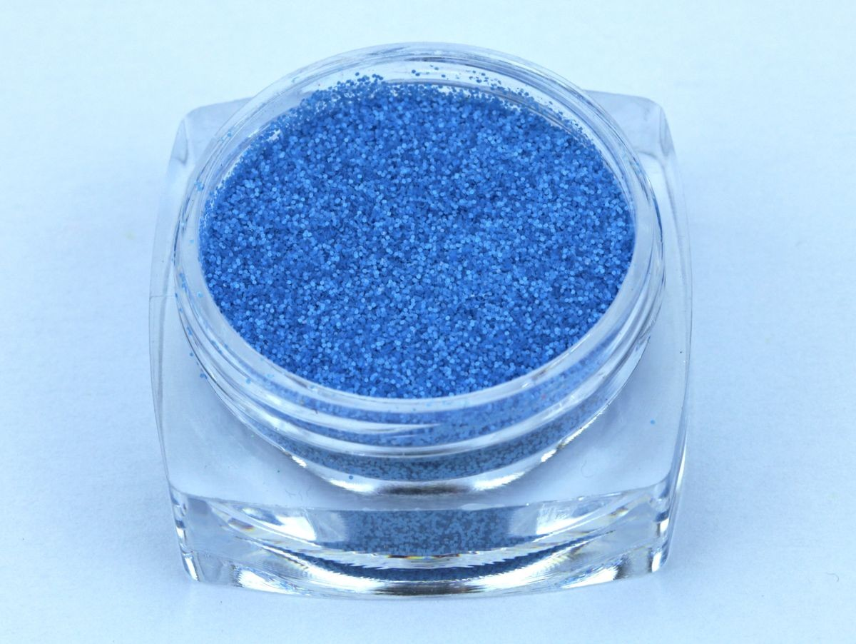 Matt Sugar Blue
