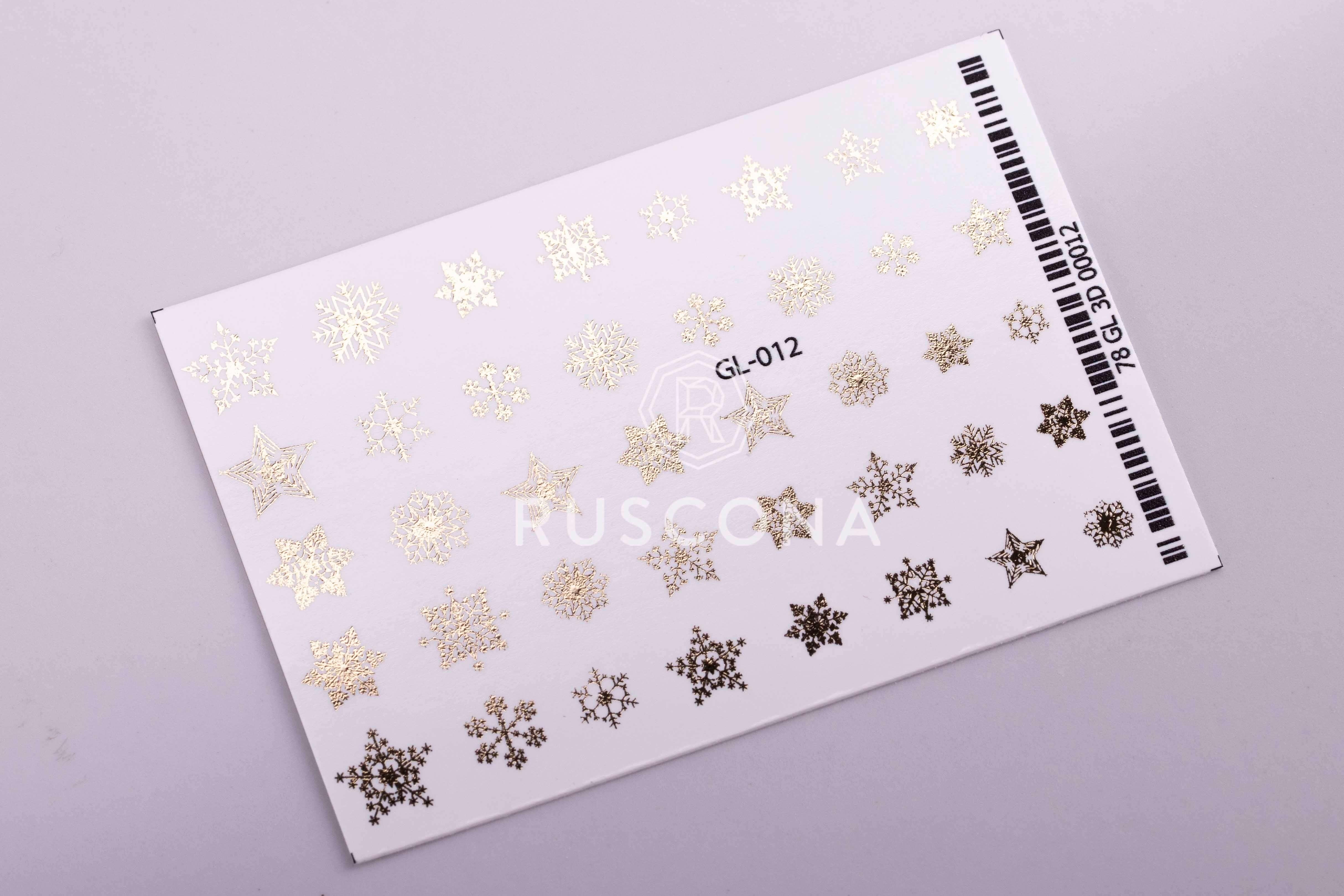 Matrica Gold 012