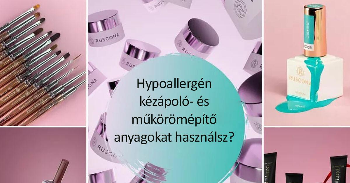 Ruscona hypoallergén blog